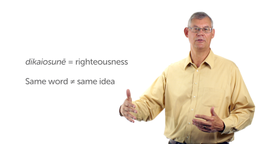 Concepts of Righteousness