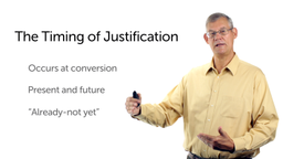 The Timing of Justification