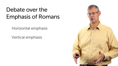 The Theme and Emphasis of Romans