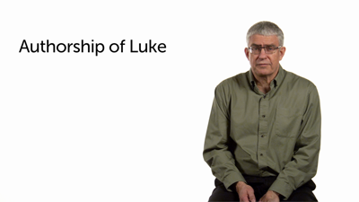 Who Wrote the Gospel of Luke?