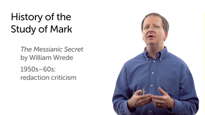 Introducing Mark's Gospel