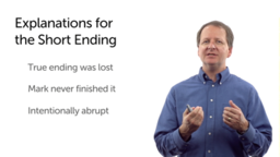 The Endings of Mark