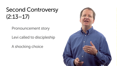 Conflicts with Leaders and Jesus' Authority