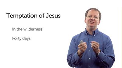 Baptism and Temptation of Jesus