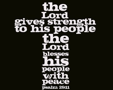 A People Blessed With Peace