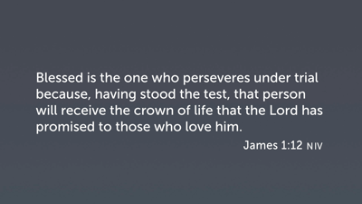Blessings (Jas 1:12–15), Part 1