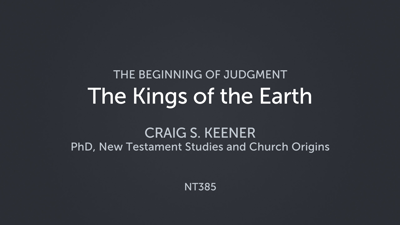 The Kings of the Earth