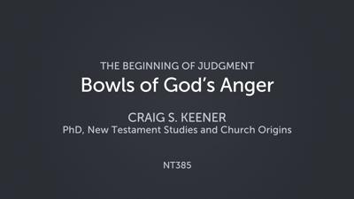 Bowls of God's Anger