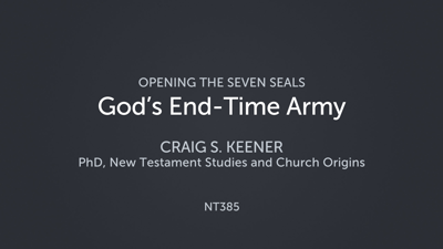 God's End-Time Army