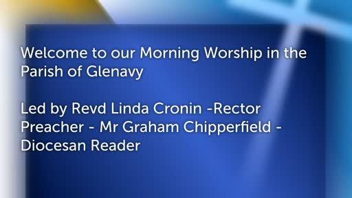 Glenavy Parish Live Stream Sunday 24th January 2021