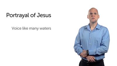 The Portrayal of Jesus