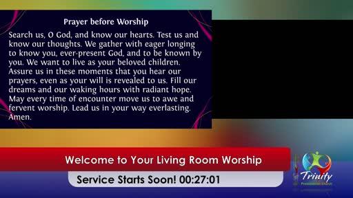 Travel Light: Become Someone God Uses (Live Stream Recording 2021-01-24)
