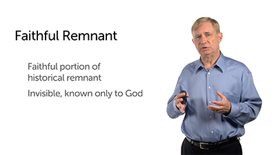 The Remnant in the Old Testament, Part 3
