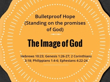 Bulletproof Hope