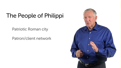 Cultural Causes of Conflict in Philippi