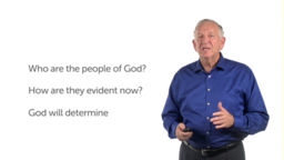 Who Are the People of God?