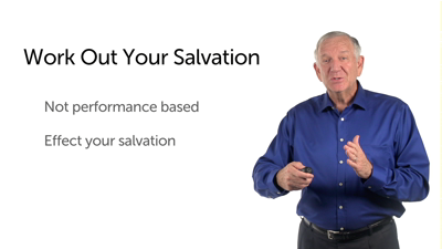 Let Perseverance Result in Salvation