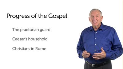 The Gospel Spreads in Rome