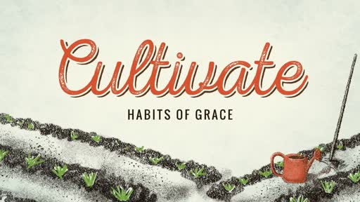 April 23, 2017 - Habits of Grace (The Word)