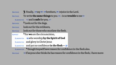 Philippians 3:15–17 HDNT