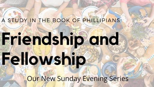 Phillipians 4:1-3