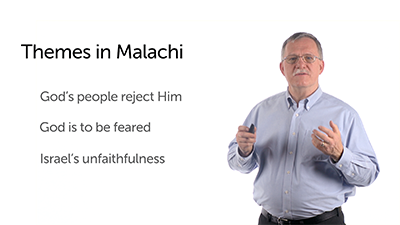 Malachi: Structure and Themes