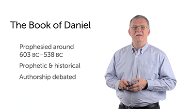 Daniel: Date and Author