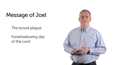 Joel: Background and Message of the Book
