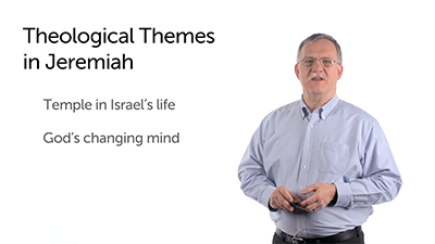 Jeremiah: Theological Themes in the Book