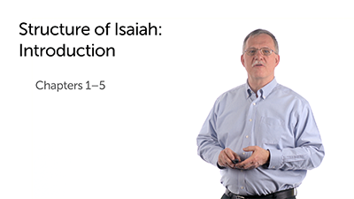 Isaiah: The Structure of the Book