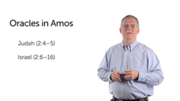 Amos: Oracles