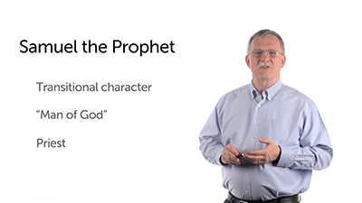 Samuel: A Transitional Prophet