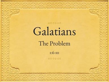 Galatians (3)