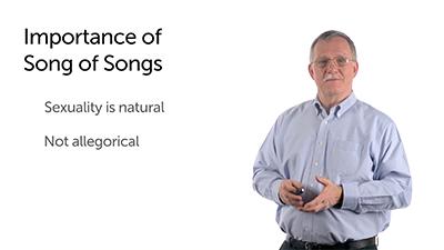 The Importance of Song of Songs