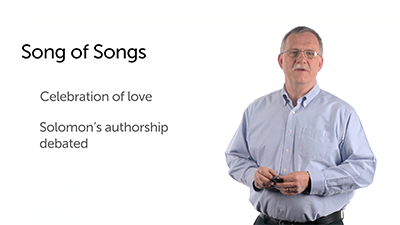 An Overview of Song of Songs