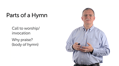Worship in the Psalms