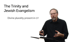 The Old Testament Godhead and Jewish Evangelism