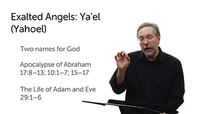 Jewish Interpretations of the Second Power: Important Angels