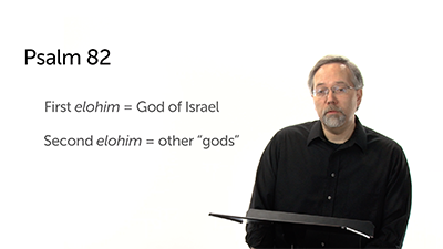 The Divine Council in Psalm 82