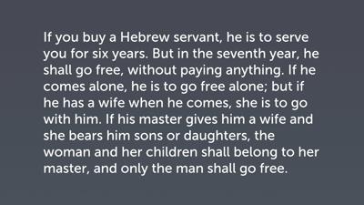 Applying Case Law: Slavery