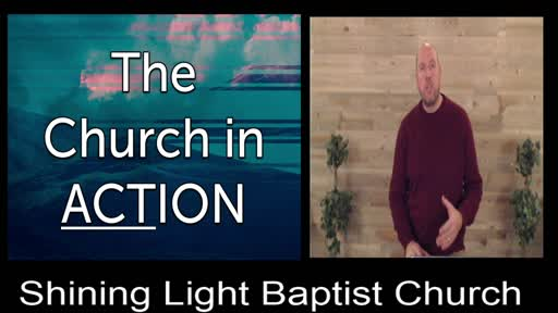 The Church In Action - Lesson 2