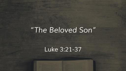 """The Beloved Son"""