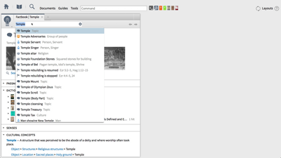 Using Factbook and Favorites to Create an Introduction to Exodus