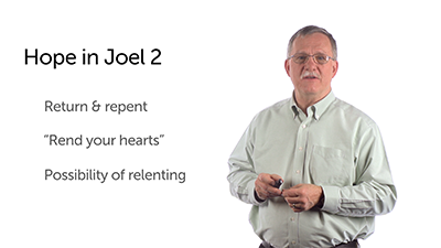 Judgment and Hope in Joel
