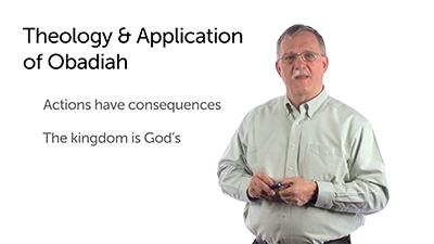 Theology and Application