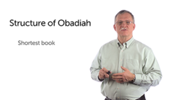 The Structure of Obadiah