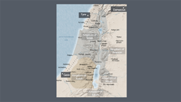 A Warning against Israel and Judah