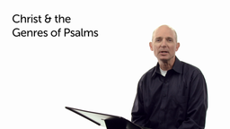 The Primary Genres of Psalms