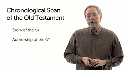 The Scope of the Old Testament