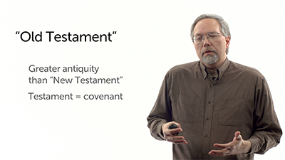 "The Term ""Old Testament"""